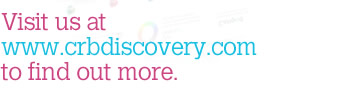 Visit us at www.crbdiscovery.com to find out more.