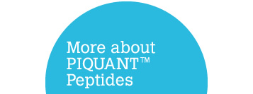 More about PIQUANT™ Peptide