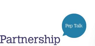Partnership - Pep Talk