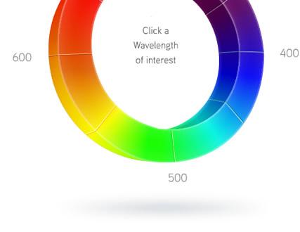 Dye Selector Wheel