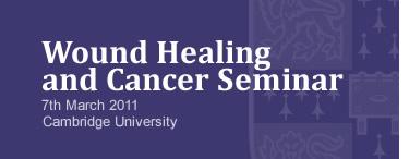 Wound Healing and Cancer Seminar