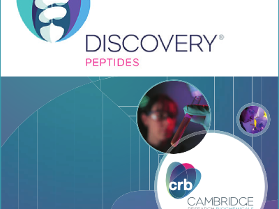 CRB Peptides catalogue
