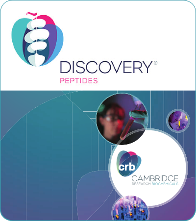 CRB Peptides catalogue