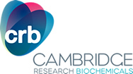 CRB, Cambridge Research Biochemicals